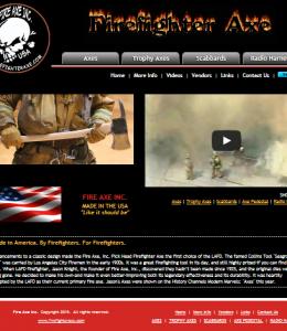 firefighteraxe.com