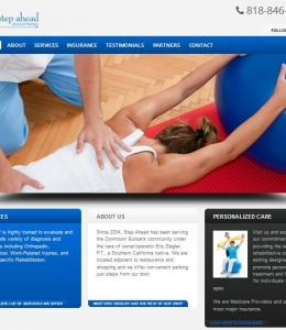 stepaheadphysicaltherapy.com