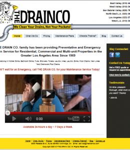 thedrainco.com